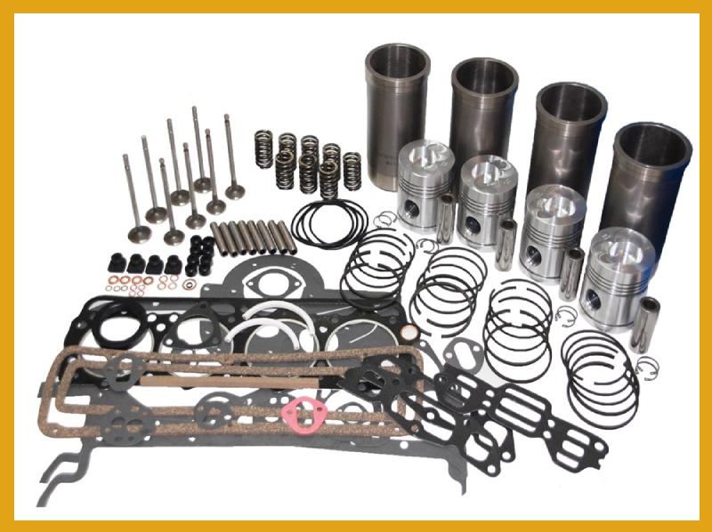 Heavy Equipment Engine Parts