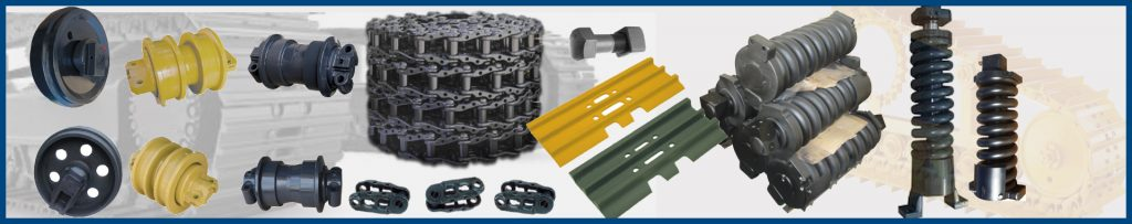 Heavy Equipment Spare Parts Suppliers in UAE